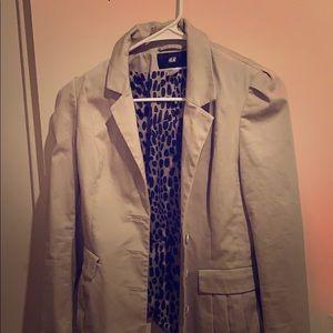 H & M blazer